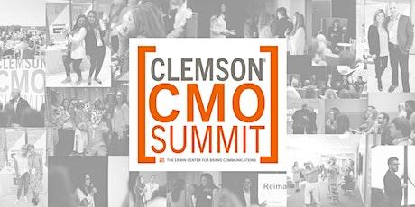 Clemson CMO Summit 2021 tickets