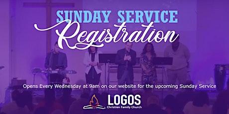 Logos Church - August 8th Sunday Service 10am tickets
