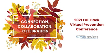 2021 Fall Back Virtual Prevention Conference tickets