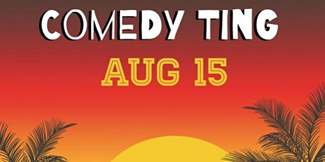 COMEDY Ring - Comedy Ting tickets