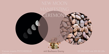 New Moon Manifesting Ceremony Tickets