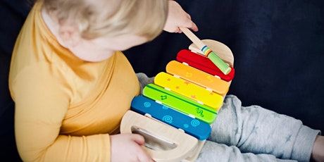FREE Trial  Music and Movement Class for Toddlers tickets