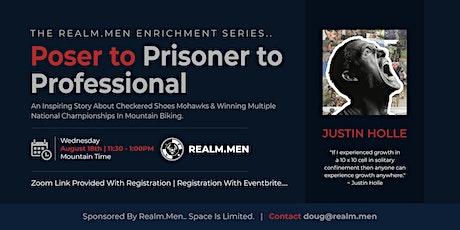 Realm.Men Enrichment Series tickets