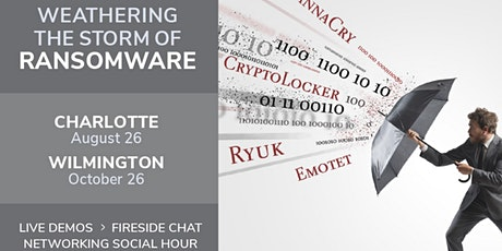 Weathering the Storm of Ransomware tickets