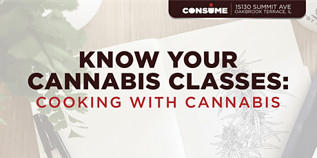 Cooking with Cannabis tickets