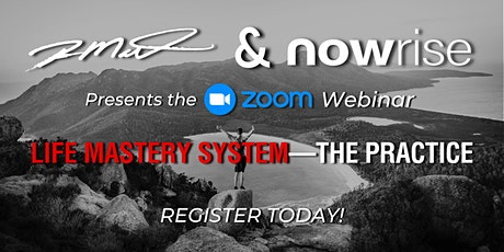 Webinar: Life Mastery System–The Practice tickets