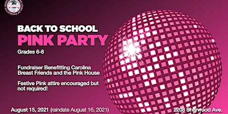 Pink Party 2021 tickets