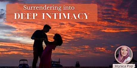 Connection instead of completion- love your way into a healthy relationship entradas