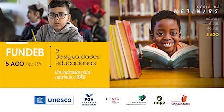 FUNDEB e desigualdades educacionais ingressos