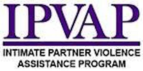 Elder Abuse and IPV:  TVHS Intimate Partner Violence  Program  Overview tickets
