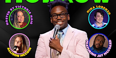 Stand-Up Comedy Show with Martin Morrow tickets