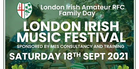 London Irish  Beer Music & Family Day 2021  Saturday 18th of September tickets