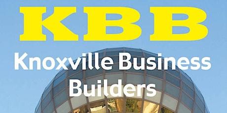 KBB Knoxville Business Builders September Meeting September 10, 2021 8:30 A tickets