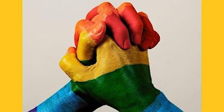 LGBTQ 101 - Language, Concepts, Sensitivity: The Baseline for Allyship tickets