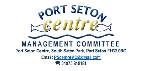 Port Seton Centre Management Committee AGM tickets