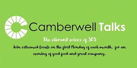 Camberwell Talks -  The vibrant voices of SE5 tickets