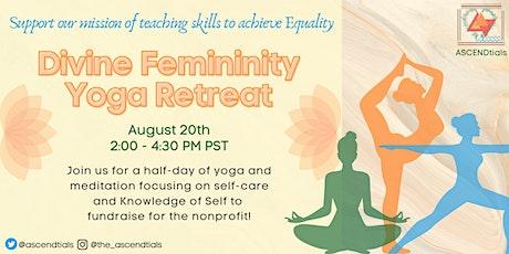 Divine Femininity Yoga Retreat tickets