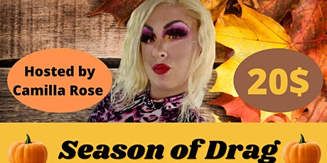 Season of Drag  night show tickets