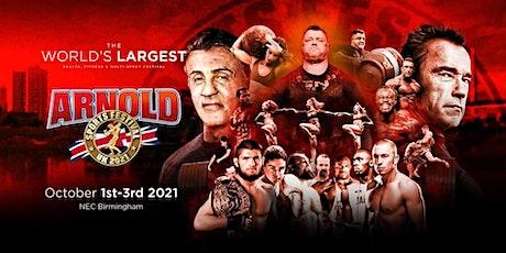 Arnold Sports Festival UK 2021 tickets