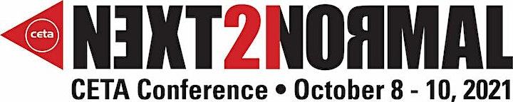 CETA Conference 2021:  NEXT2NORMAL image