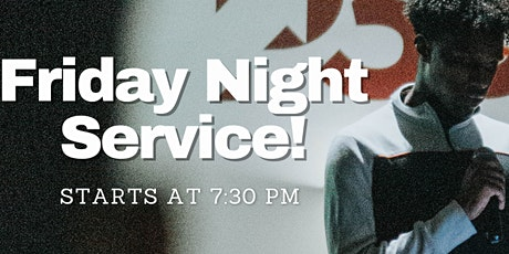 Gen Now, Youth and Young Adults Service tickets