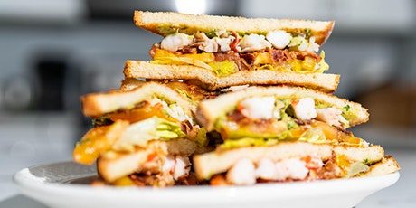 FREE Cooking Class: Homemade Lobster Club Sandwich tickets