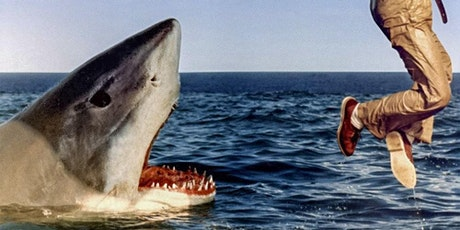 THE LAST SHARK Live comedy Re-Dub 35mm @ The Secret Movie Club Theater tickets