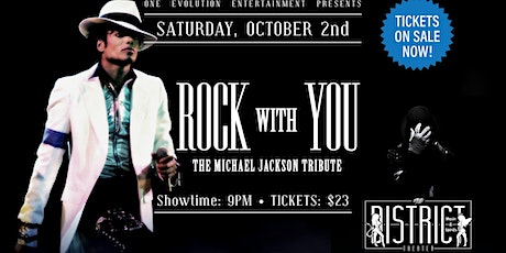 Rock With You: The Michael Jackson Tribute tickets