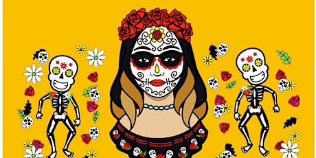 La Muerte Comedy Show by Karina Reyes tickets