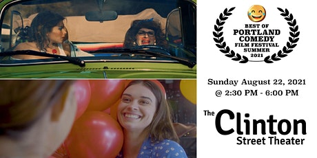 Best of Portland Comedy Film Festival Summer 2021 tickets