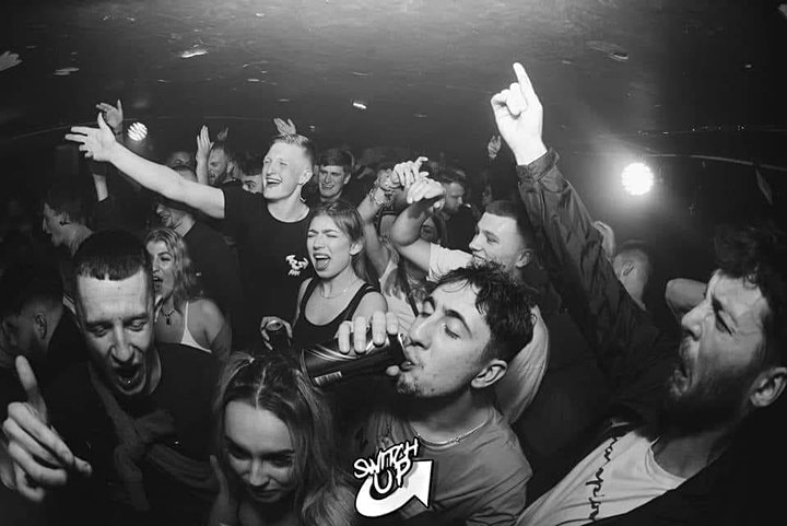 Switch Up - DNB Warehouse Party - ANNIX, Selecta J image