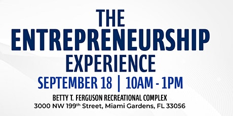 The Entrepreneurship Experience tickets