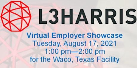 TVC Employer Showcase - L3Harris Technologies tickets