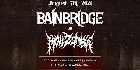 Bainbridge & High Zombie 8/7 - Dallas, TX tickets
