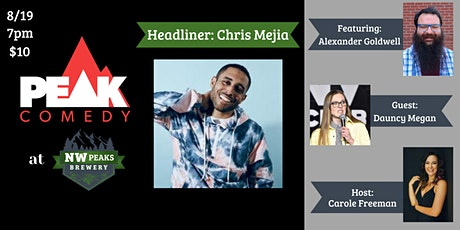 Stand-Up Comedy Show : August 19th tickets