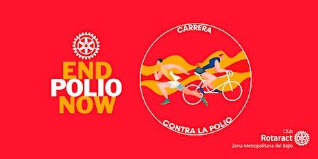 CARRERA CON CAUSA CONTRA LA POLIOMIELITIS boletos