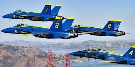 2021 FLEET WEEK BLUE ANGELS Sailboat Cruise in San Francisco Bay tickets