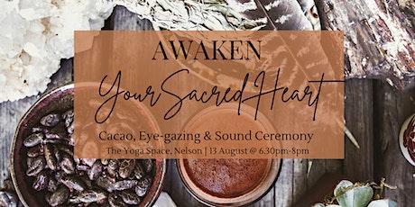 Cacao, Eye-gazing & Sound Healing Ceremony - Nelson tickets