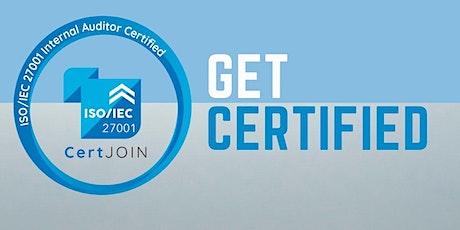 Capacitación Intensiva ONLINE en Implementer Certified en ISO_IEC  27001 entradas