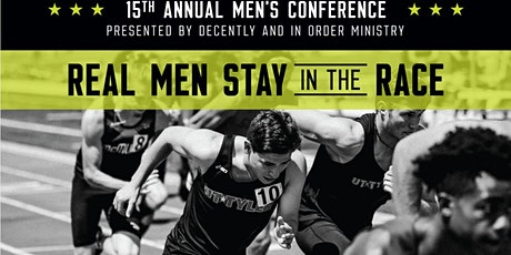 15th Annual Men's Conference tickets