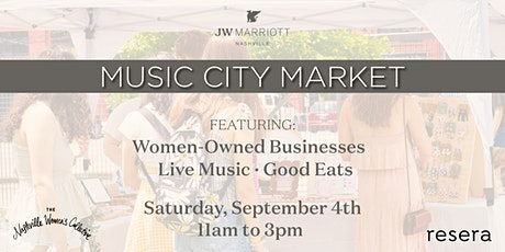 Music City Market tickets