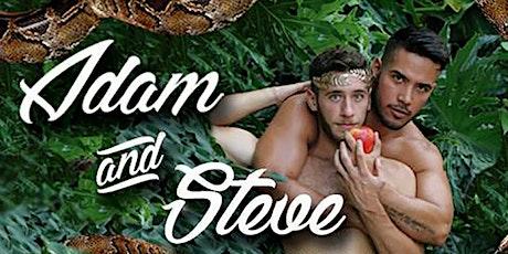 Adam & Steve tickets