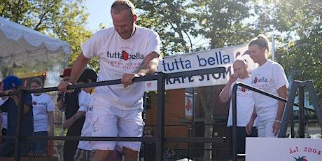 The Tutta Bella Grape Stomp at the Italian Festival tickets