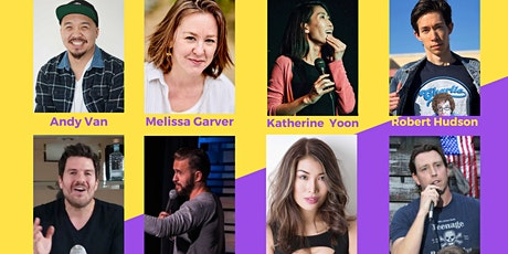 8/8 Sunday Funday Comedy Show at THC tickets