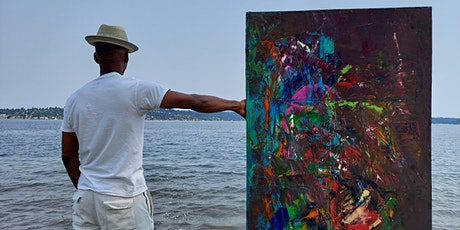 """""""SWAN DIVE"""" art exhibition by master painter Paul Cole (Opening Reception) tickets"""