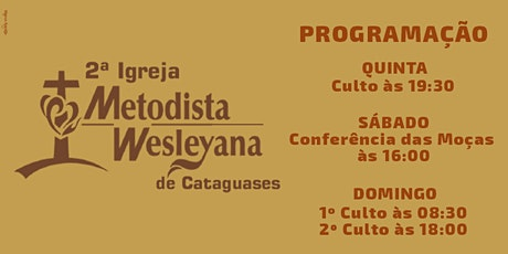 Culto De Domingo (08/08/2021) às 08:30hs ingressos