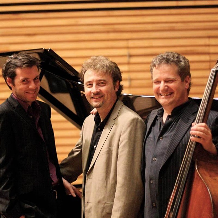 ACOUSTIC TRIANGLE   - - -   Malcolm Creese, Tim Garland & Gwilym Simcock image