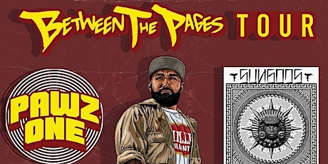 """Pawz One """"Between The Pages"""" Tour   San Antonio, TX tickets"""