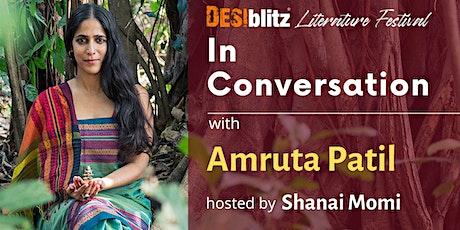 DESIblitz  Literature Festival -  In Conversation with Amruta Patil tickets