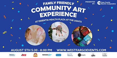 Community Art Experience tickets